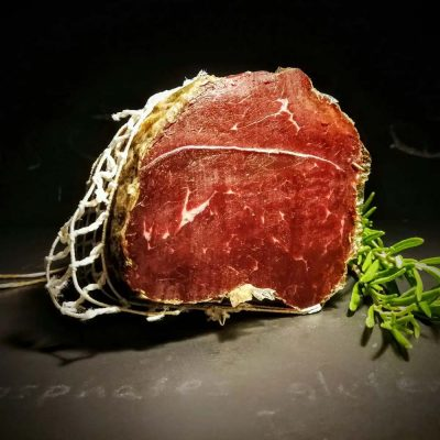 Highland & Galloway Beef Bresaola 70g (sliced)