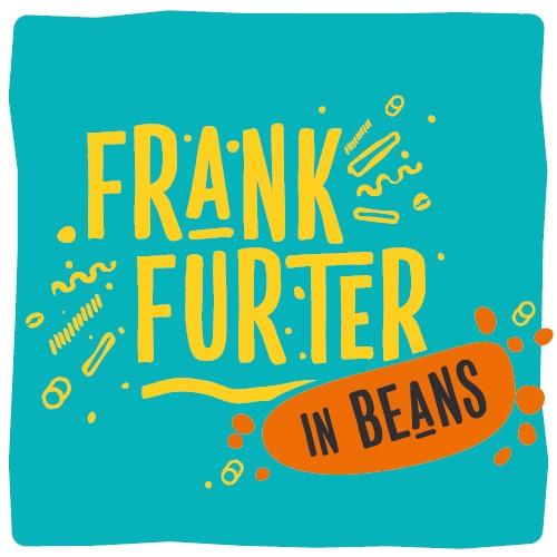 Frankfurter in beans