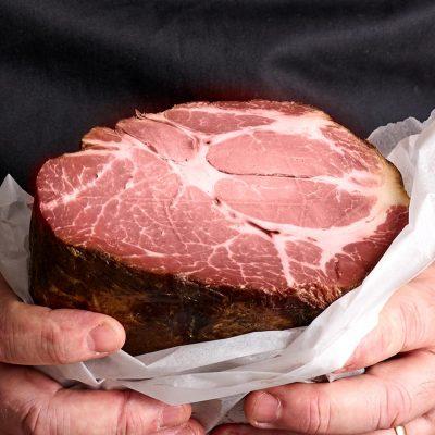 R & P Island Street Porter Ham, whole ham