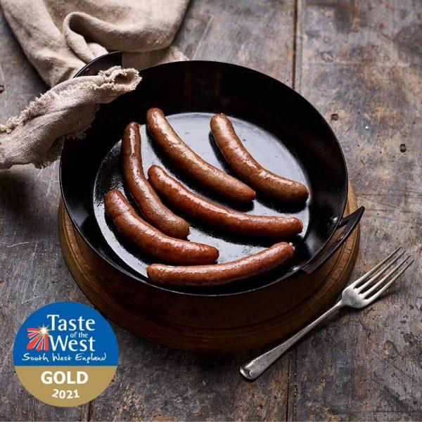 Organic Beef Frankfurter – Regular size
