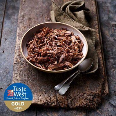 Hot-Smoked Pulled Pork 500g